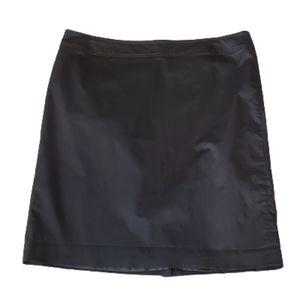 LOFT Black Pencil Skirt Size 12